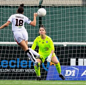 J11 : FC Fleury 91 - ASJ Soyaux (0-0)