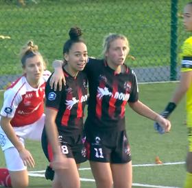 J8 - Stade de Reims - FC Fleury 91 (1-2)