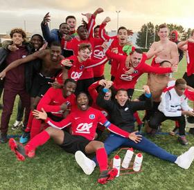 16es de finale : SA Merignac-ESM Gonfreville (3-0), le resume