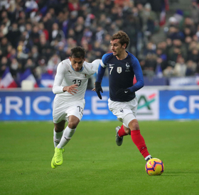 France-Uruguay (1-0)