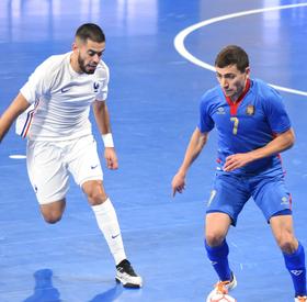 France-Moldavie (2-3)