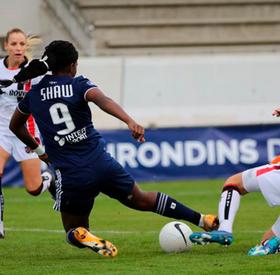 J5 - FCG Bordeaux - FC Fleury 91 (6-1)