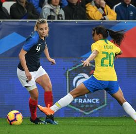 France - Brésil (3-1)