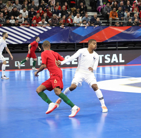 France - Portugal (3-4), replay