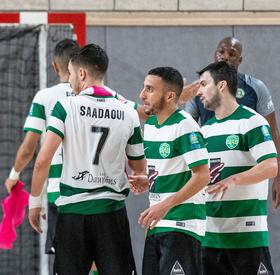 J10 : Sporting Club Paris - Hérouville Futsal (3-2)