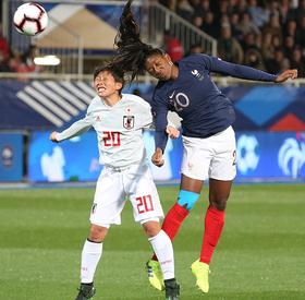 Le résumé de France-Japon (3-1)