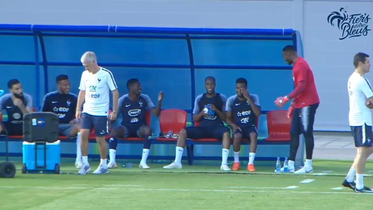 L'opposition face aux U19 du Spartak Moscou, le replay