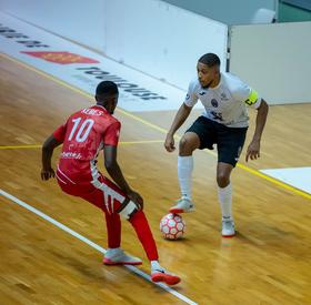 J9 : Toulouse Métropole Futsal - Garges Djibson (1-2)