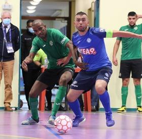 J4 : Hérouville Futsal - Paris Acasa (3-3)