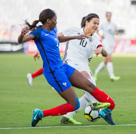 France - Allemagne (3-0)