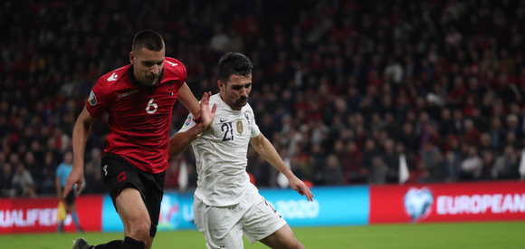 Albanie - France (0-2)