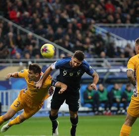 France - Moldavie (2-1)