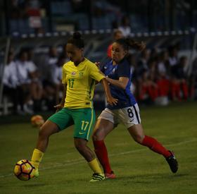 France - Afrique du Sud 2017 (2-0)