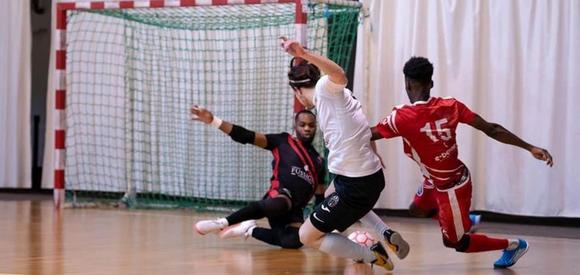 J11 : Garges Djibson - Nantes Métropole Futsal (5-5)