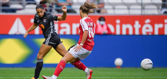 J2 - Stade de Reims – Olympique Lyonnais (0-3)