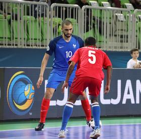 France-Azerbaidjan (3-5)