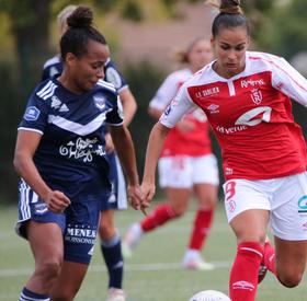 J1 - Stade de Reims – FCG Bordeaux (4-4)