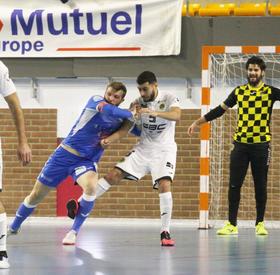 J10 : Béthune Futsal - FC Chavanoz (3-4)