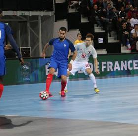 France-Japon (4-1)