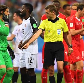 Clément Turpin raconte sa Coupe du Monde 2018