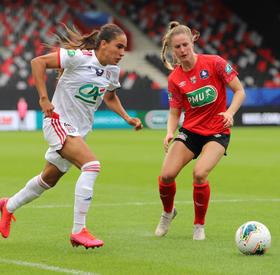 Guingamp - Lyon (0-1), replay