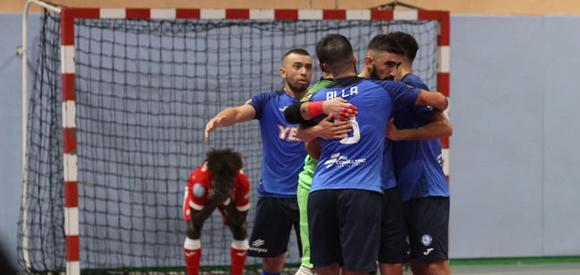 J11 : Hérouville Futsal - Béthune Futsal (2-1)