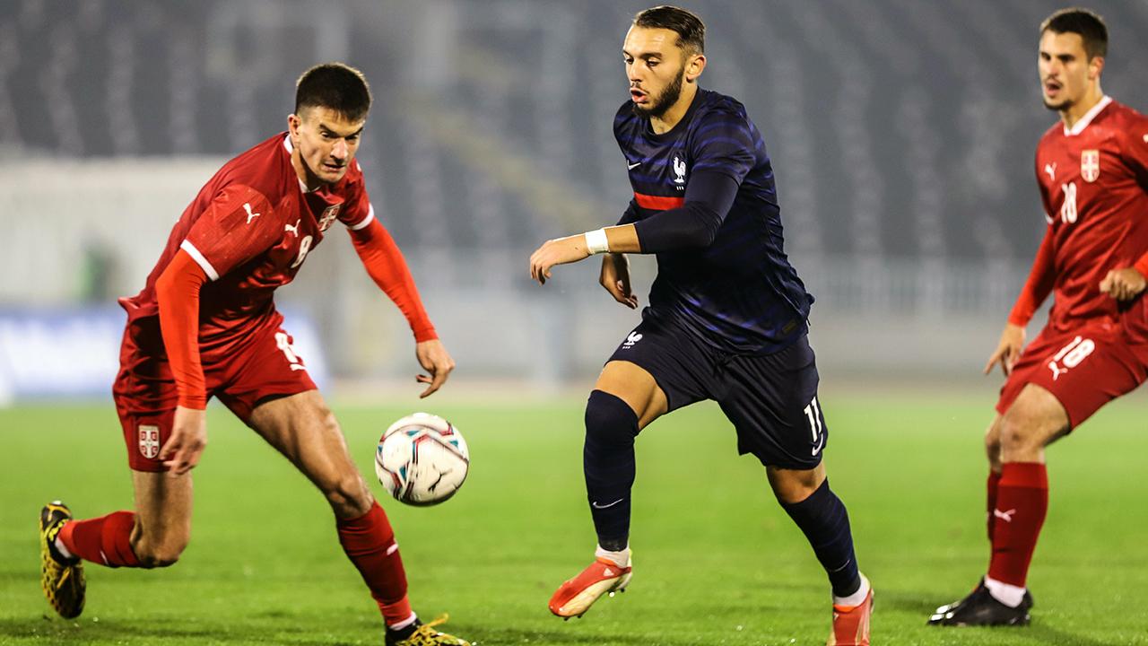 Espoirs : Serbie - France (0-3), les buts