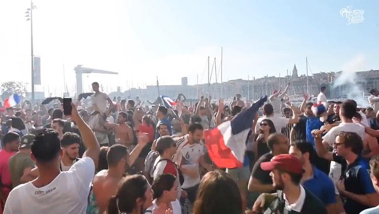 Le sacre vu de Marseille !