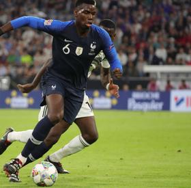 Allemagne-France (0-0)
