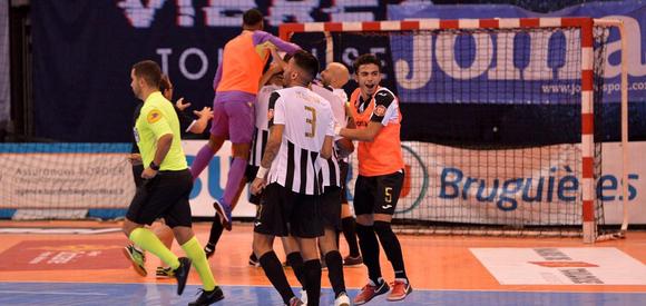 J6 : Toulouse Métropole FC - FC Chavanoz (4-2)