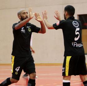 J2 : FC Chavanoz - Toulon EF (4 - 4) Replay