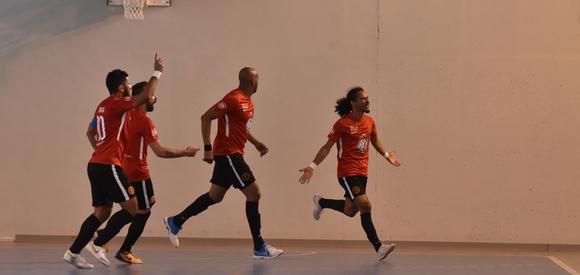 J5 : Toulon Elite Futsal - Garges Djibson (3-3)