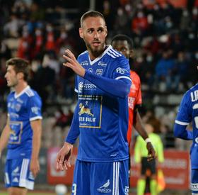 J8 : FC Villefranche B. - Le Mans FC (0-1)