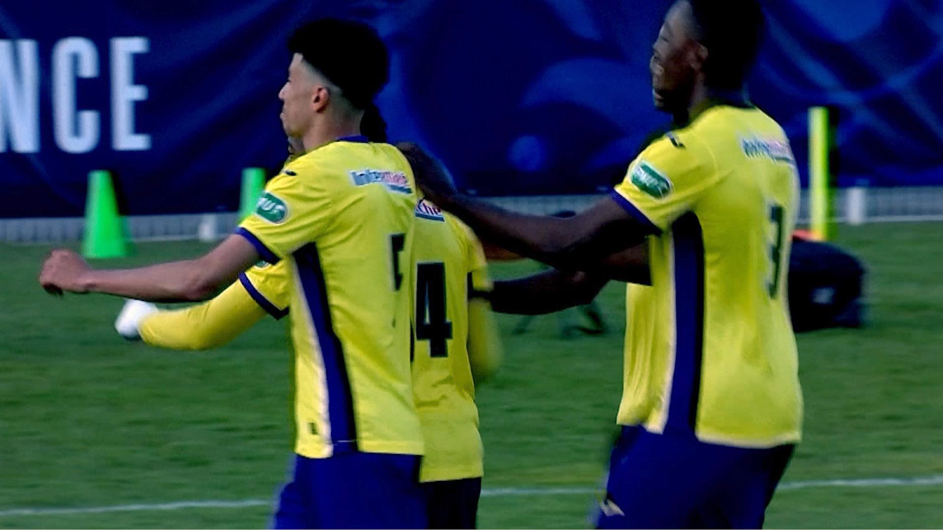 8es I Le Toulouse FC met fin au rêve du Petit Poucet