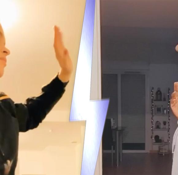 Episode 1 : Tess Laplacette et Anaïs M'Bassidjé