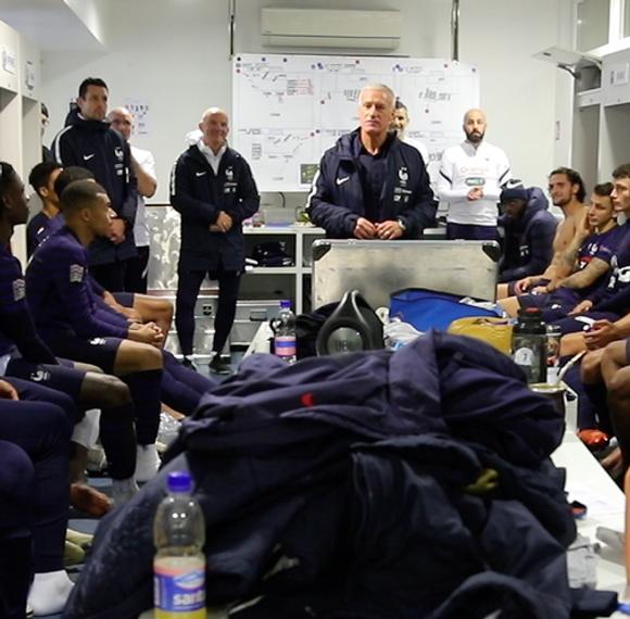 Croatie-France, les images inédites