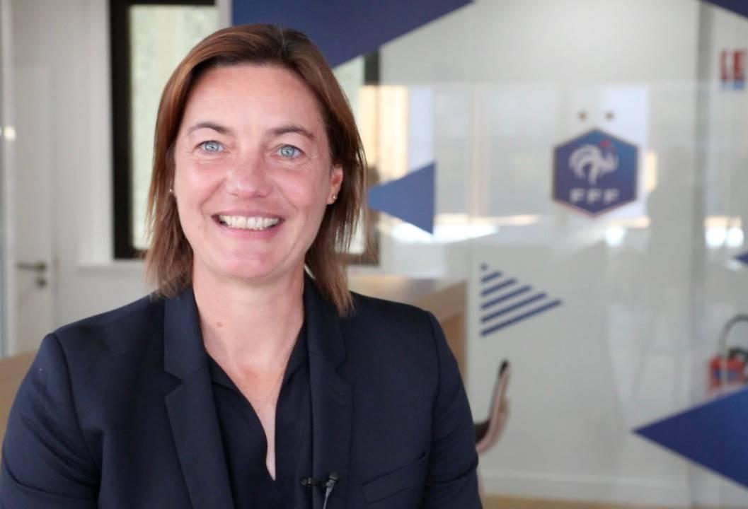 """Corinne Diacre : """"Sérieux et efficacité"""""""