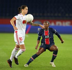 J9 - Paris Saint-Germain FC - Olympique Lyonnais (1-0)
