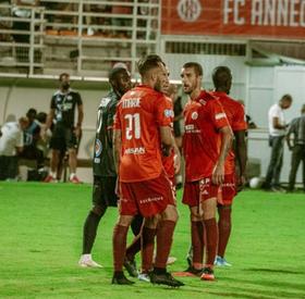 J1 | FC Annecy - Le Mans FC (3-3)