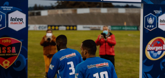 5e tour I Saint-Amand AS - Bourges 18 (0-2)
