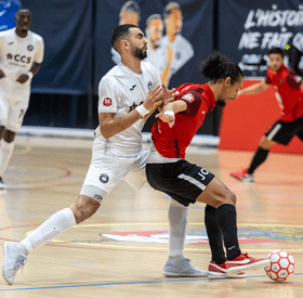 J11 - ACCS - Toulon EF (4-3)