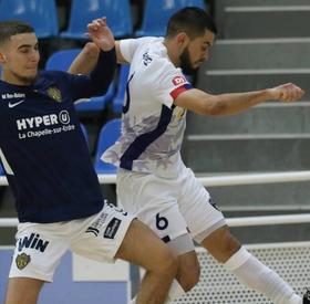 J4 : Nantes Métropole - Mouvaux LM (1-6)