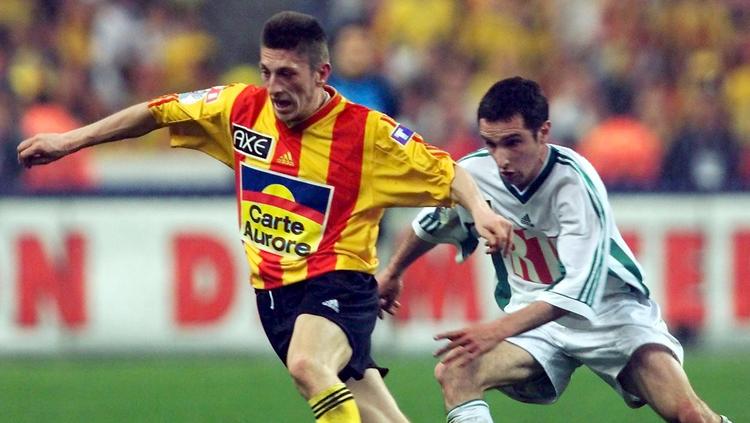 2000 - FC Nantes- Calais RUFC (2-1)