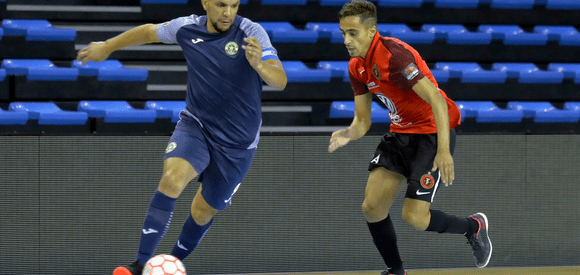 J1 : Toulon EF - Paris ACASA (0-4)