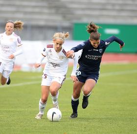 J9 - Paris FC - FCG Bordeaux (0-1)