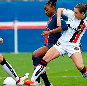 J7 - Paris Saint-Germain FC - FC Fleury 91 (4-0)
