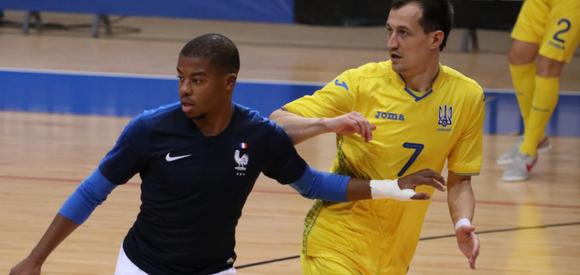 Les buts de France-Ukraine (2-2)
