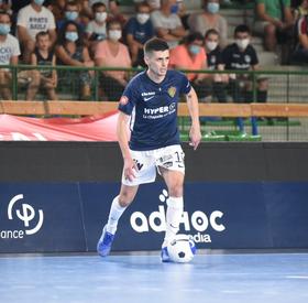 J3 : Béthune Futsal - Nantes Métropole Futsal (3-5)