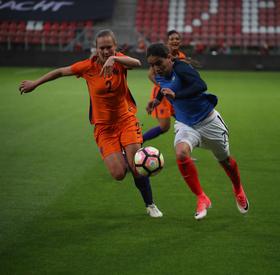 Pays-Bas - France (1-2)