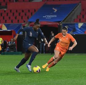 France - Pays-Bas (3-3)